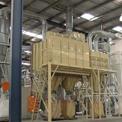 Air Pollution Solutions Pty Ltd Adelaide for Cyclonic extraction Cyclones