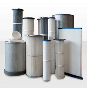 Spare Parts Cartridge filters